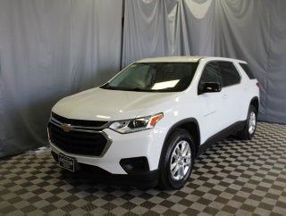 Used Chevrolet Traverse Youngstown Oh